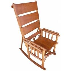 High Back Rocking Chair